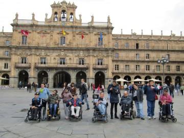 ¡Bienvenidos a Salamanca!