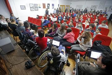 APAMP Vigo continuará en un futuro próximo con sus charlas de sensibilización
