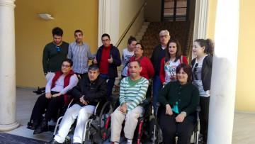 !Nos visitan los de Badajoz!