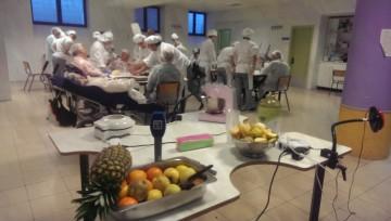 ASPACEchef ¿me invitas a comer? con la Escuela de Hostelería y Turismo de Gijón