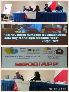 Presentación del Proyecto ASPACEchef en la Jornada de Presentación de BociApp