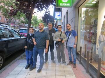 Presentación No Nos cortamos Madrid
