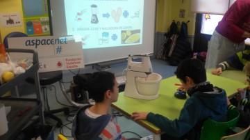 Nuevas Tecnologías y cocina en clase