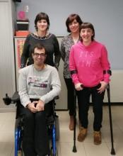 """""""Las personas con discapacidad con las aptitudes necesarias, en el puesto de trabajo apropiado y dándoles el apoyo que necesitan, son trabajadoras capaces y comprometidas"""""""