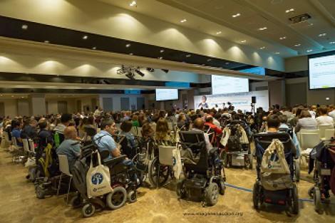 """Las personas con parálisis cerebral reclaman en el Congreso de 2017 su capacidad para vivir y decidir por si mismos y a no ser tratados como """"niños eternos"""""""