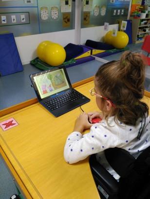 655 alumnos y alumnas con parálisis cerebral del movimiento ASPACE mejorarán su autonomía gracias a las Tecnologías de Apoyo y Comunicación