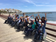 396 personas con parálisis cerebral disfrutarán de su derecho al ocio gracias a la convocatoria verano - otoño del Programa de Ocio y Turismo Accesible