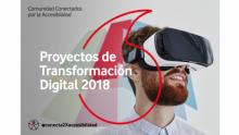 """Cuatro entidades ASPACE entre los ganadores de la convocatoria de proyectos de transformación digital """"Conectados por la Accesibilidad"""" de Fundacion Vodafone España"""
