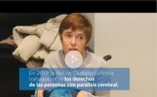 La Red de Ciudadanía Activa defenderá los derechos de las personas con parálisis cerebral en 2019