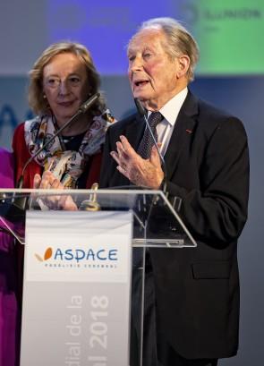 El Movimiento ASPACE lamenta el fallecimiento del prestigioso fisioterapeuta francés Michel Le Métayer