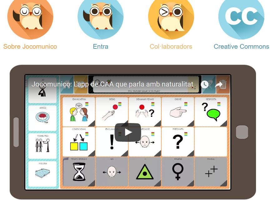 Jocomunico Una App De Comunicación Que Traduce