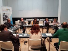 La misión, visión y valores y el modelo organizativo de nuestras entidades temas clave de la segunda reunión del grupo de gerentes de Talento ASPACE