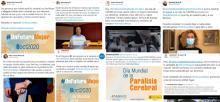 Las redes sociales impulsan nuestra campaña de sensibilización del Día Mundial de la Parálisis Cerebral