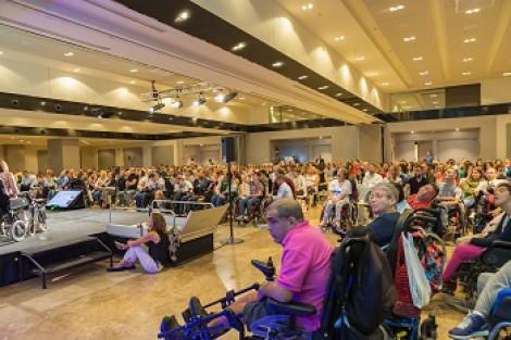 La alta participación de las personas con parálisis cerebral y la organización lo mejor valorado del Congreso de Parálisis Cerebral 2017
