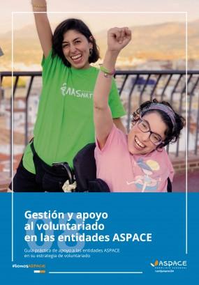 Nueva guía ASPACE de apoyo a las entidades en su estrategia de voluntariado