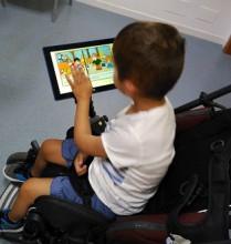 """793 niños y niñas con parálisis cerebral han mejorado su aprendizaje con las nuevas tecnologías gracias al programa """"Promoción de las TIC"""""""