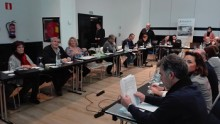 El Consejo Territorial ASPACE analiza los ejes fundamentales del Plan Estratégico 2018-2021